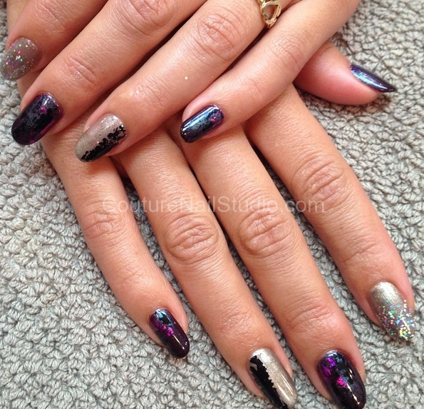 Couture nail salon sola salon port jefferson station ny nail art cnd additives prinsesfo Images